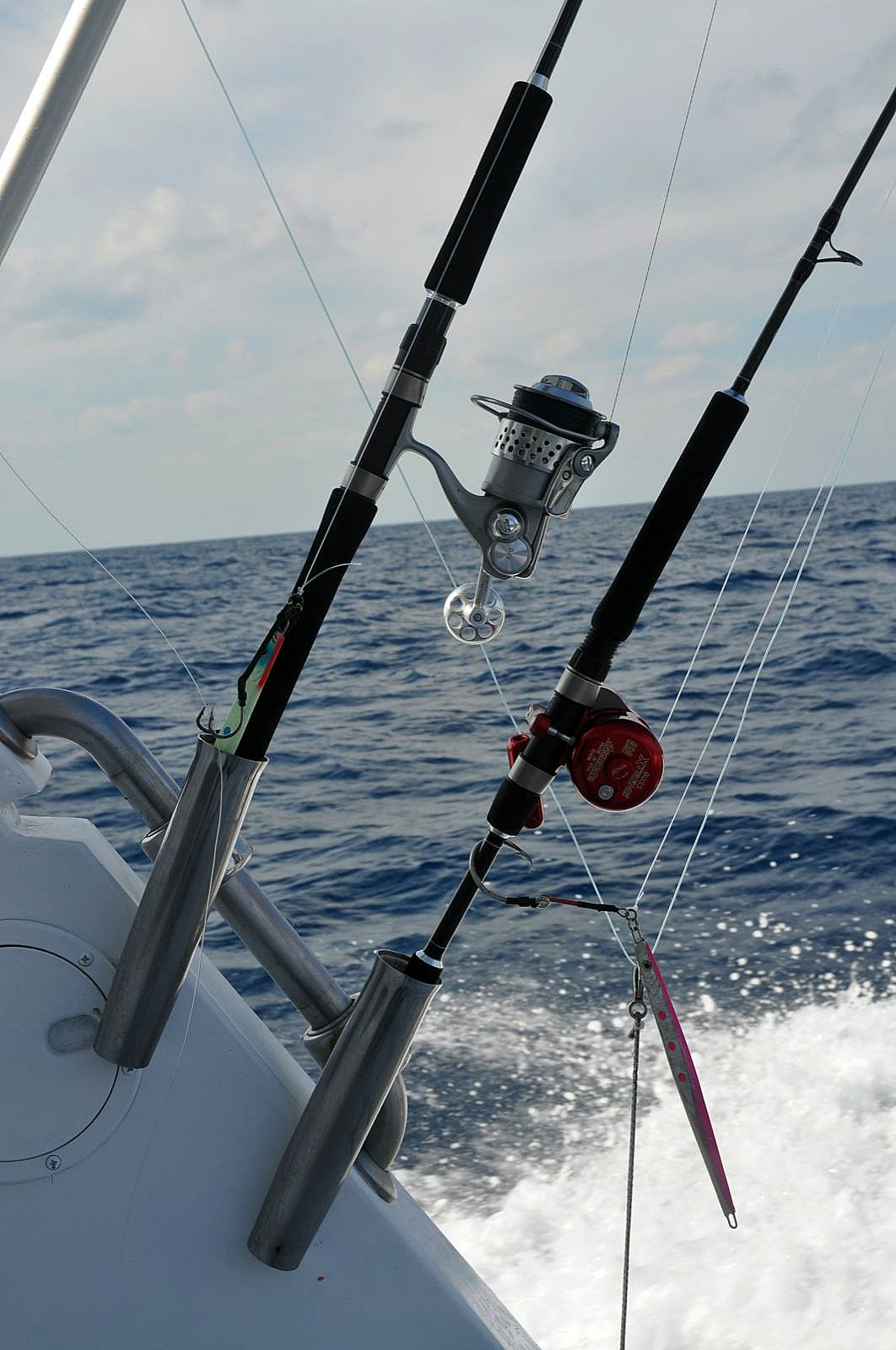 Cancun fishing charter deep sea fishing boats in cancun for Deep sea fishing mexico