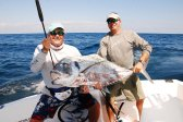 african pompano charter fishing cancun