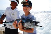 wahoo fishing cancun sport fishing