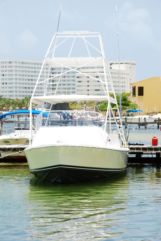 Private sport fisihing Charter in a budget,from $520.00US FISHING IN CANCUN