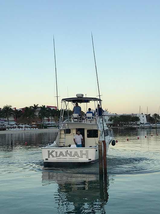 charter-fishing cancun