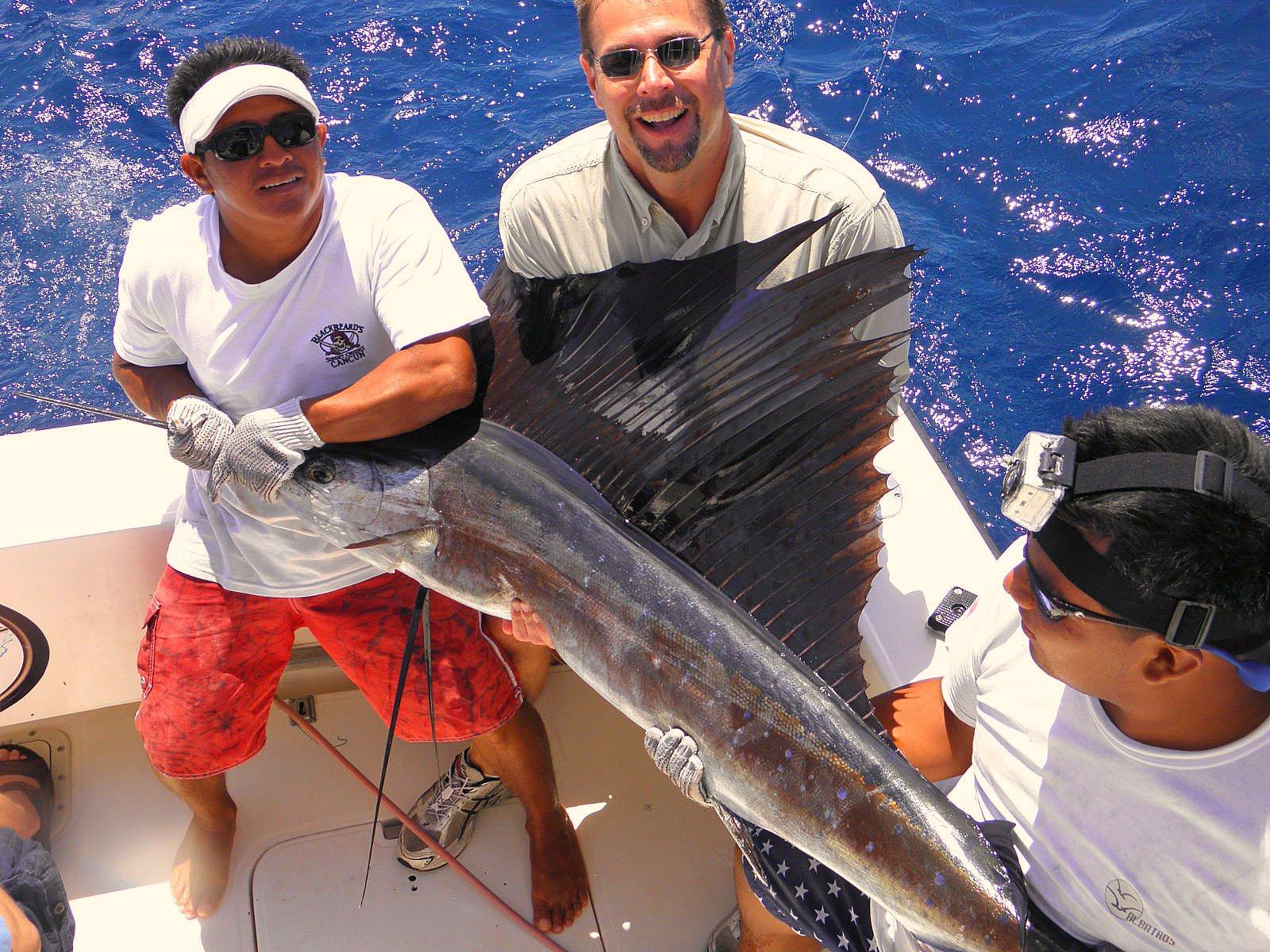 cancun fishing report kianahs Virtual fishing report cancun  Sail fishing report ...