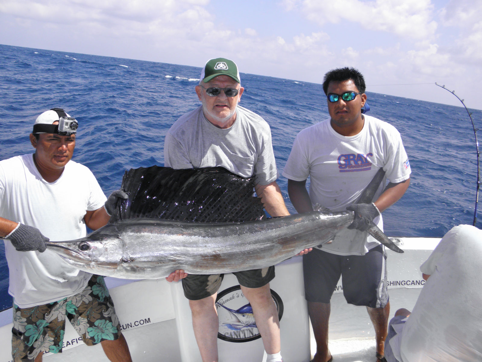 Riviera maya sportfishing deep sea fishing riviera maya for Deep sea fishing cancun