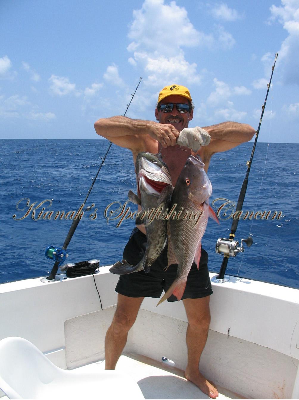 Sportfishing isla mujeres mx cancun fishing fishing for What fish are in season
