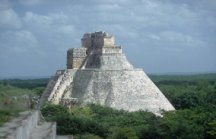 Uxmal near cancun fishing
