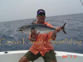 Cancun shared fishing