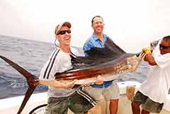 Cancun deep sea fishing