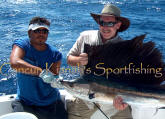 sailfishing rates cancun