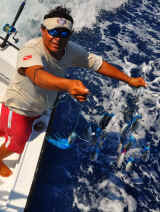 enrrique-fishing charter crew cancun