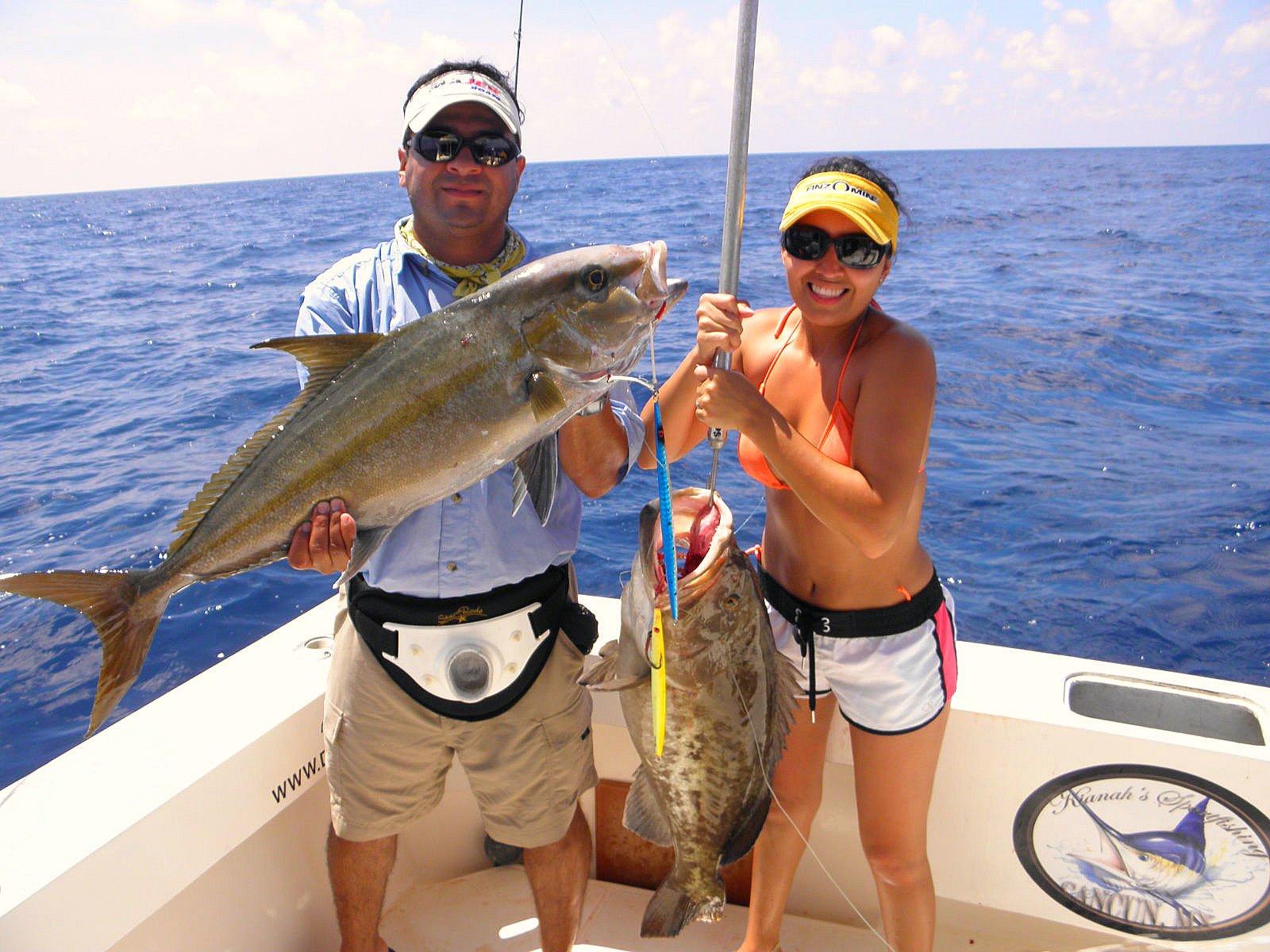 Jigging vertical jigging cancun jigging isla mujeres mex for Cancun fishing seasons