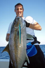 fishing trips cancun amberjack