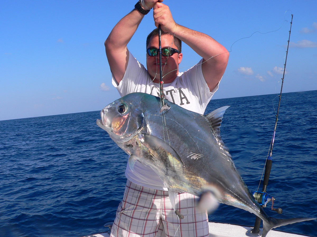 African Fishing Cancun Fishing Trips-african
