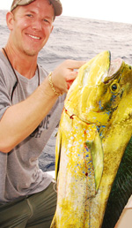 Cancun dorado Sport fishing