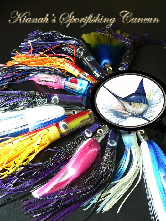 Best fishing gear cancun fishing lures tackle and gear for Best fishing gear