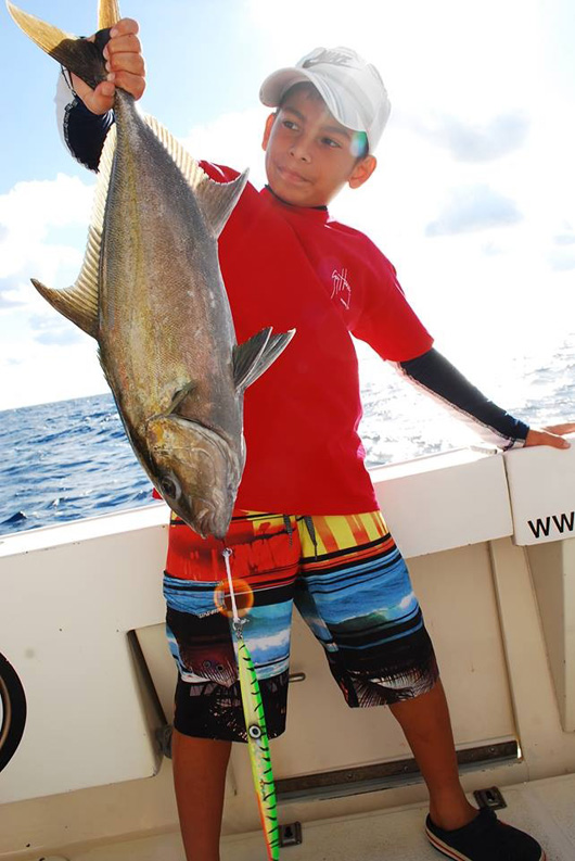 Cancun Speed jigging