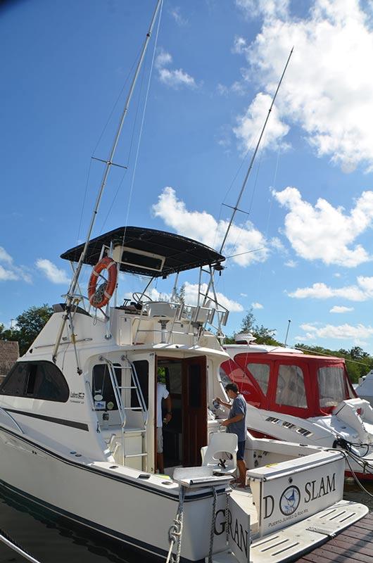 grans slam Sport fishing charter