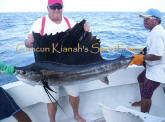 deep sea fishing cancun