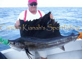 sailfish charter cancun