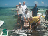 bottom fishing cancun