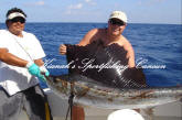 january sail  fishing cancun- isla mujeres charters